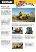 RTX1250 - Vermeer Deutschland GmbH - Page 2