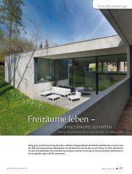 living @ home - Hermann Rudolph Baustoffwerk GmbH