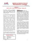 FARMOUTS - American Association of Professional Landmen - Page 2