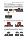 Dante-MY16-AUD & Rio series HA Remote Control Guide - Page 4