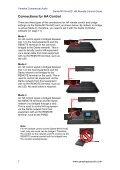 Dante-MY16-AUD & Rio series HA Remote Control Guide - Page 7