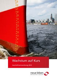 Zum Download der Jahresbroschüre 2012 - neue leben ...