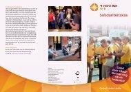 Solidariteitskas - Protestantse Kerk in Nederland