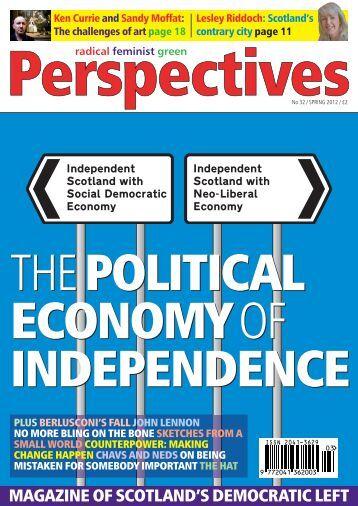 Perspectives 32 - Democratic Left Scotland
