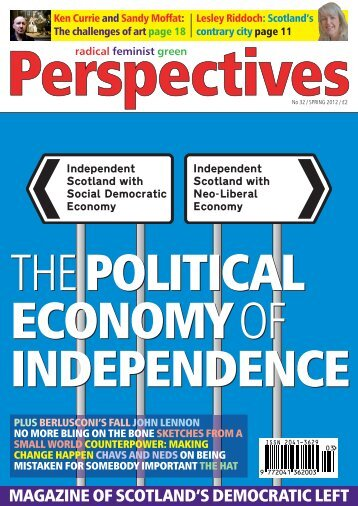Perspectives 32 - Democratic Left Scotland