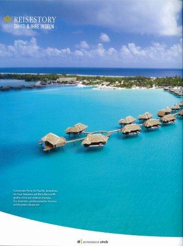REJSESTORY - Tahiti-Evea.com
