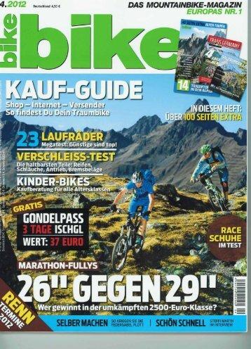 Page 1 4.2012 DAS MOUNTAINBIKE-MAGAZIN . , . _ EuRoPAs Nn ...
