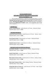 1 ACTA DE INSCRIPCION Nº 6 AUXILIARES DOCENTES ...