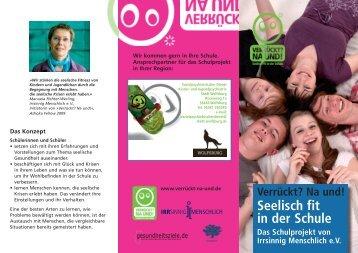 Seelisch fit in der Schule - Wolfsburg