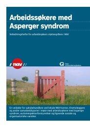 Veiledningshefte Arbeidssøkere med Asperger syndrom.pdf - Nav