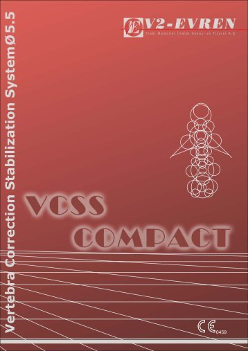 Vertebra Correction Stabilization System 5.5 Ø - v2-evren as