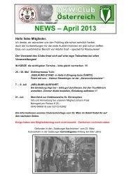 DKW News 2013 April - DKW Club Österreich