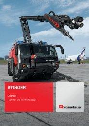 STINGER - Rosenbauer