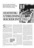 Qvintensen2010-02 - Statistikfrämjandet - Page 6
