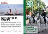 Festheft - Schützenbruderschaft St. Cäcilia Benrath e.V.