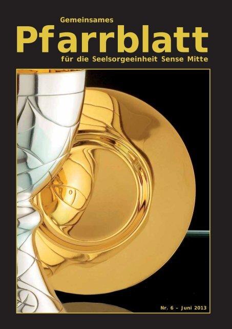 Pfarrblatt Nr. 6 - Pfarrei Heitenried