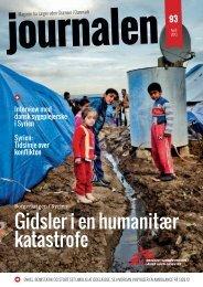 Hent Journalen 93 i pdf-udgave - Læger uden Grænser