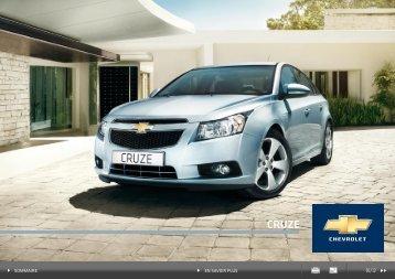 SOMMAIRE EN SAVOIR PLUS - Chevrolet Cruze Club