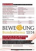 GUT PFAD 03/2013 - PDF - Wiener Pfadfinder und Pfadfinderinnen - Page 5