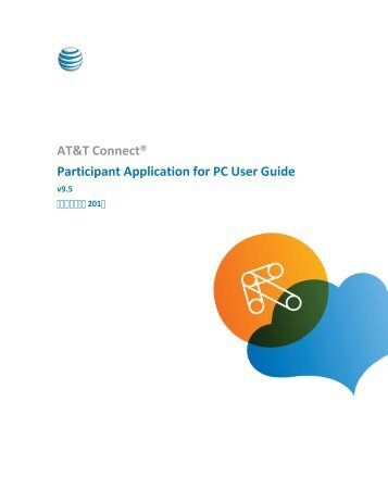 Participant Application for PC User Guide - AT&T