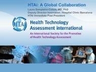 HTAi: A Global Collaboration