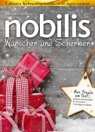 Aus Freude am Fest… - nobilis.de