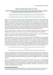 Einschätzungen von MdB Alexander Neu zum ... - NatWiss