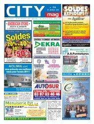 Soldes - City Mag