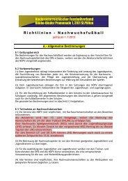 Nachwuchsrichtlinien NoeFV 01 07 13.pdf - JHG Süd