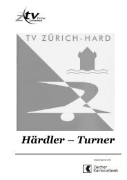 Härdler Juli 2012 - Turnverein Zürich-Hard