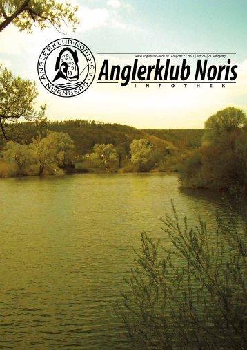Infothek 2/2011: Download als PDF - Anglerklub Noris