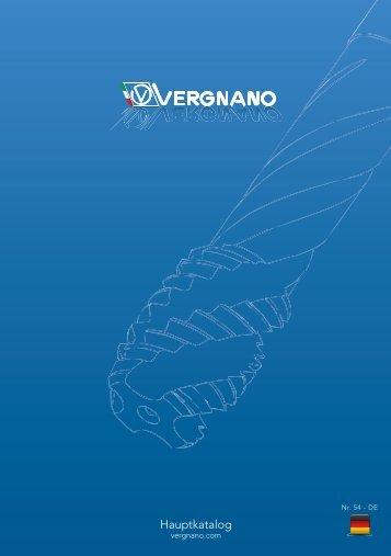 Hauptkatalog - Vergnano
