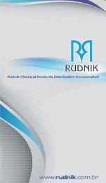The perfect chemistry for your company - Rudnik.com.br