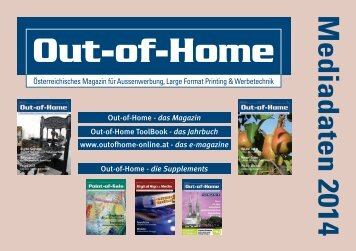 Mediadaten 2014 - Out-of-Home