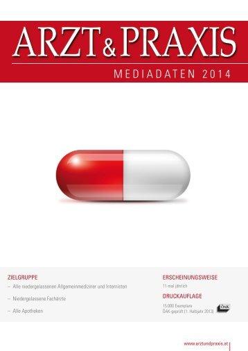 Mediadaten 2014 - arzt & praxis