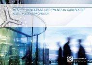 Vertriebsbroschüre - Karlsruher Messe- und Kongress-GmbH