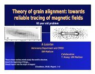 Theory of grain alignment: towards reliable tracing of magnetic fields ...