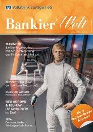 Ausgabe 1/2013 - Volksbank Stuttgart