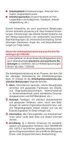 Evaluierung psychischer Belastungen - Arbeiterkammer - Seite 3