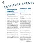 Peace Watch Newsletter December 2003 - United States Institute of ... - Page 6