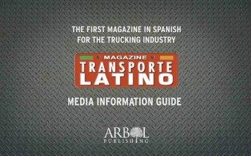 MEDIA INFORMATION GUIDE - Transporte Latino