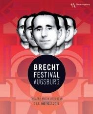 Brechtfestival-Programmheft (PDF)