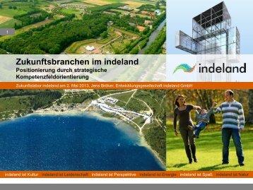 Vortrag Herr Bröker - Indeland