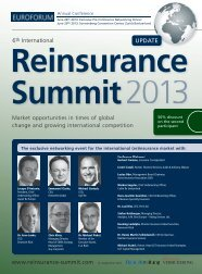 Reinsurance Summit - Artemis