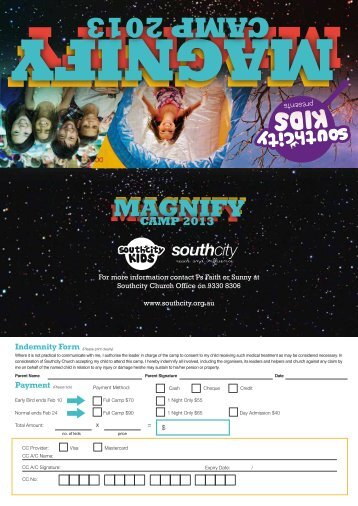 Magnify FINAL for web - SouthCity Church