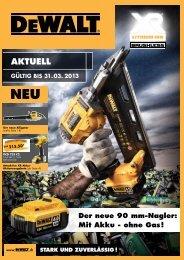 Dewalt News - WeMaWe GmbH