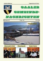 Ausgabe 12/2013 [.pdf - 11 MB] - Gaal