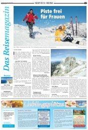 PDF: Das Reisemagazin 30. November 2013 - Marler Zeitung