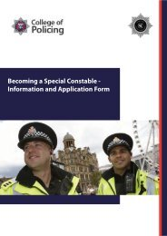 Special Constable Application Pack.pdf - South Yorkshire Police