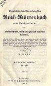 Etymologisch-symbolisch-mythologisches Real-Wörterbuch zum ... - Seite 7